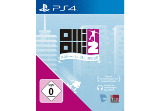 OlliOlli2: Welcome To Olliwood [PlayStation 4]