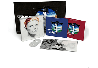 VARIOUS - The Man Who Fell To Earth (Ltd.Super Dlx.) [CD]