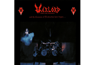 Warlord - And The Cannons Of Destruction Have Begun - (CD)