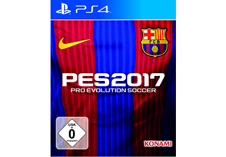 PES 2017 – Pro Evolution Soccer 2017 (FC Barcelona Edition) - PlayStation 4