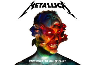 Metallica - Hardwired...To Self-Destruct (Deluxe Edt.) - (CD + Bonus-CD)