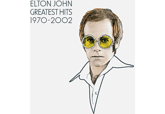 Elton John - Greatest Hits 1970-2002 - (CD)