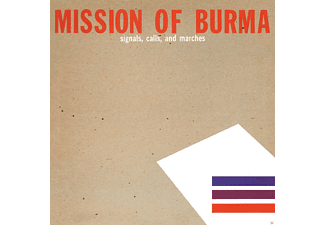 Mission of Burma - SIGNALS CALLS AND MARCHES [CD]