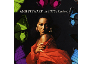 Amii Stewart - The Hits: Remixed (Remastered+Expanded Edition) [CD]