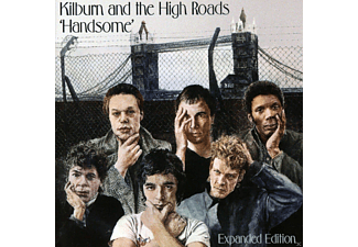 Kilburn And The High-Roads - Handsome (2CD+Bonus Tracks+In-Session Recordings) [CD]