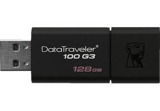 KINGSTON DT100G3 USB-Stick 128 GB