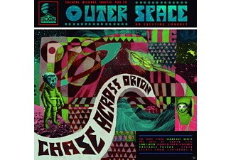 Outer Space - Chase Across Orion [CD]