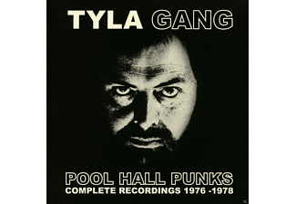 Tyla Gang - Pool Hall Punks-Complete Recordings 1976-78/3CD - (CD)