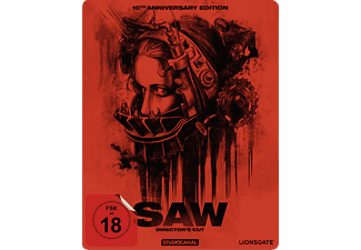 Saw (10th Anniversary Steelbook Edition) - (Blu-ray)