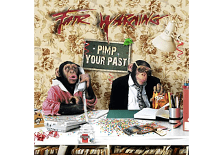 Fair Warning - PIMP YOUR PAST - (CD)