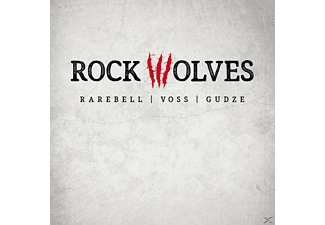 Rock Wolves - ROCK WOLVES [CD]