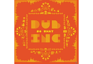 Dub Inc - So What (2LP+CD) [LP + Bonus-CD]