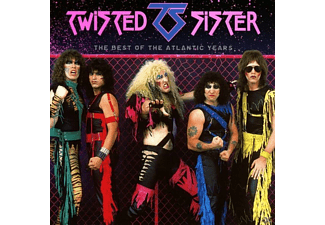 Twisted Sister - The Best Of Atlantic Years - (CD)