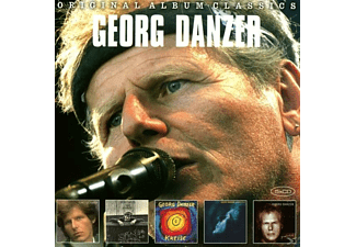 Georg Danzer - Original Album Classic - (CD)