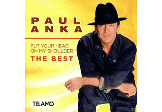 Paul Anka - Put Your Head On My Shoulder,The Best [CD]