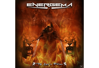 Energema - The Lion's Forces [CD]