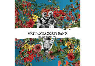 Wati Watia Zorey Band - Zanz In Lanfér - (CD)