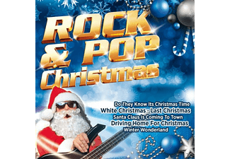 VARIOUS - Rock & Pop Christmas - (CD)