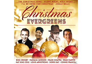 VARIOUS - Christmas Evergreens - (CD)