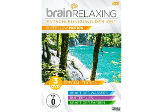 VARIOUS - Brain Relaxing-Special Edition - (DVD)