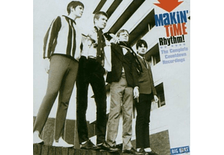 Makin' Time - Rhythm! The Complete Countdown Recordings [CD]