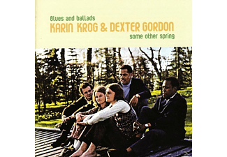 Karin-dexter Gordon Krog - Some Other Spring - (CD)