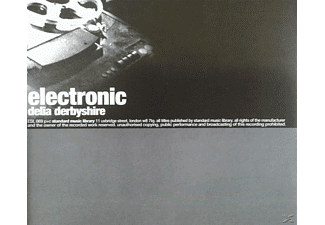 Esl069 Standard Music - ELECTRONIC - (CD)