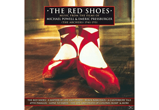 VARIOUS - THE RED SHOES - MUSIC FROM FILMS 1941-1951 [CD]
