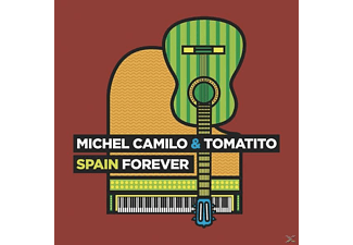Tomatito & Michel Camilo - Spain Forever [CD]