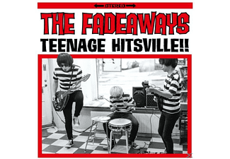 Fadeaways - Teenage Hitsville!!! - (Vinyl)