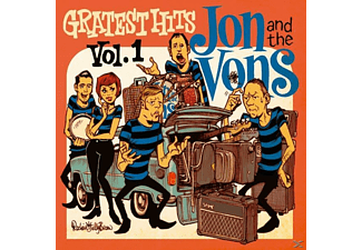 Jon & The Vons - Greatest Hits Vol.1 - (Vinyl)