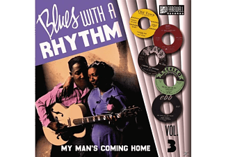 "VARIOUS - Blues With A Rhythm Vol.3 (10"") - (Vinyl)"