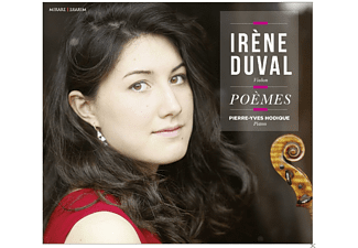 Iréne Duval, Pierre-yves Hodique, VARIOUS - Poemes - (CD)