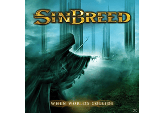 Sinbreed - When Worlds Collide - (CD)