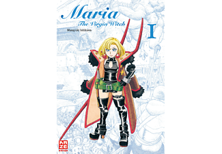Maria The Virgin Witch - Band 1, Fantasy (Taschenbuch)