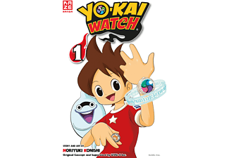 Yo-Kai Watch - Band 1