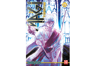 Magi – The Labyrinth of Magic – Band 24