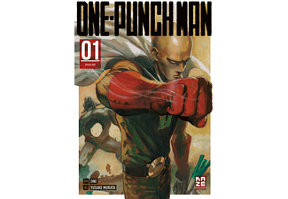 One-Punch Man - Band 1, Action (Taschenbuch)