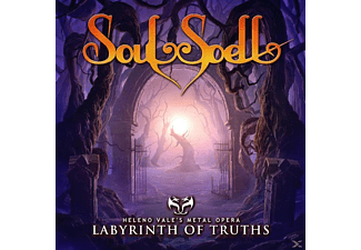 Soulspell - Labyrinth Of Truths - (CD)