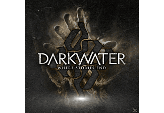 Darkwater - Where Stories End [CD]