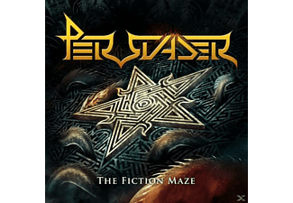 The Persuader - The Fiction Maze - (Vinyl)