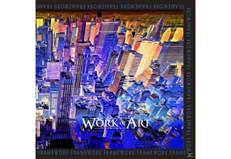 Work Of Art - Framework - (Vinyl)