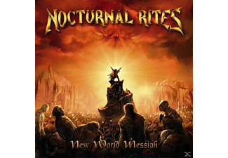 Nocturnal Rites - New World Messiah - (Vinyl)