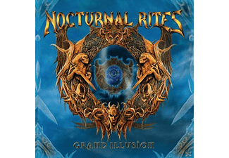 Nocturnal Rites - Grand Illusion - (Vinyl)