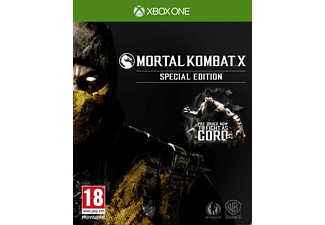 Mortal Kombat X Special Edition Xbox One