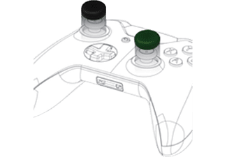 SNAKEBYTE Controller Caps für Xbox One Controller 4er Pack