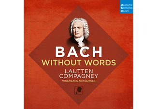 Lautten Compagney - Bach Without Words - (CD)