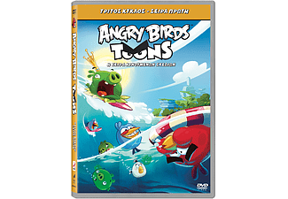 Angry Birds - Season 3 DVD