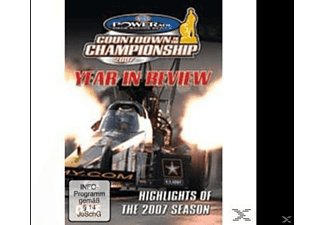 YEAR IN REVIEW - 2007 COUNTDOWN IN THE CHAMPIONSHI [DVD]