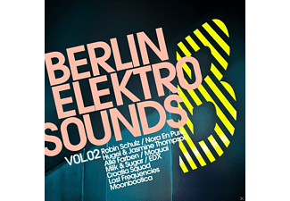 VARIOUS - Berlin Elektro Sounds Vol.2 [CD]